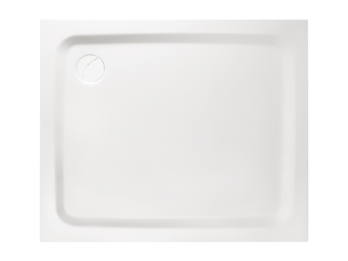 Need a large shower tray? Here it is! Cast stone shower tray LARGO NEW 900x1100