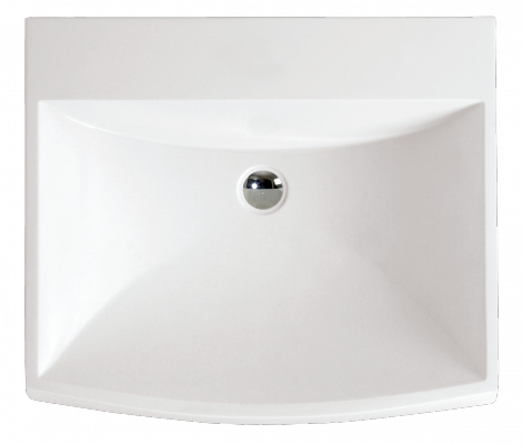 Cast Stone washbasin Step 600 mm