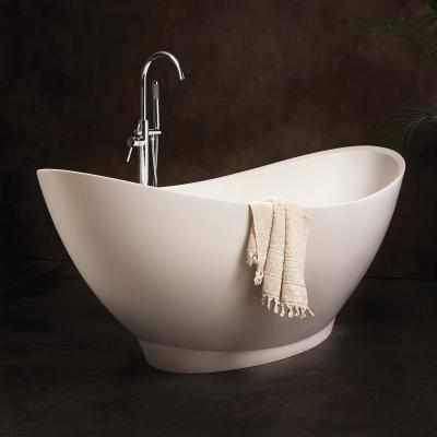 Elegant bathtub with soul - Felice from Silkstone